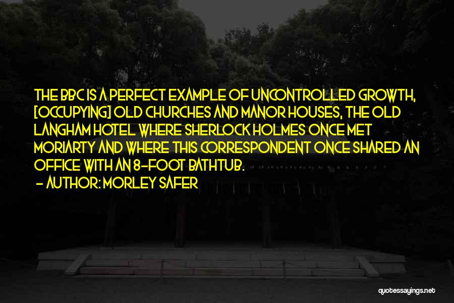 Sherlock Holmes Bbc Moriarty Quotes By Morley Safer
