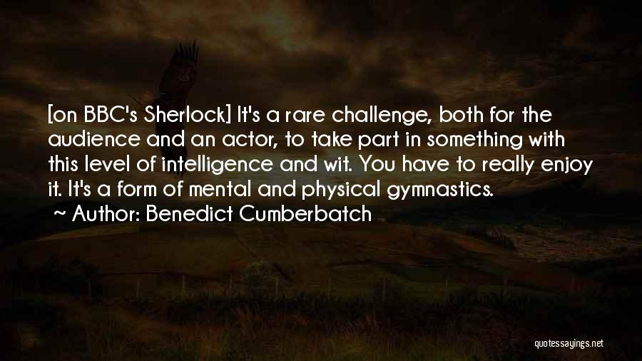 Sherlock's Quotes By Benedict Cumberbatch