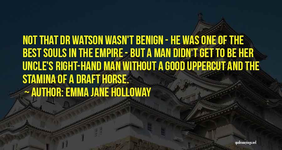 Sherlock's Quotes By Emma Jane Holloway