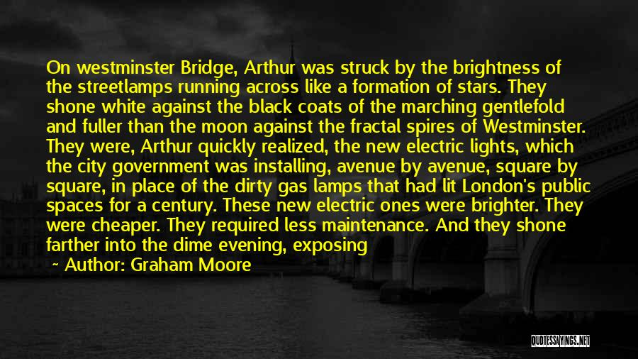 Sherlock's Quotes By Graham Moore