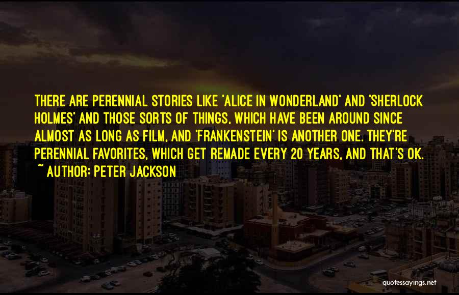 Sherlock's Quotes By Peter Jackson