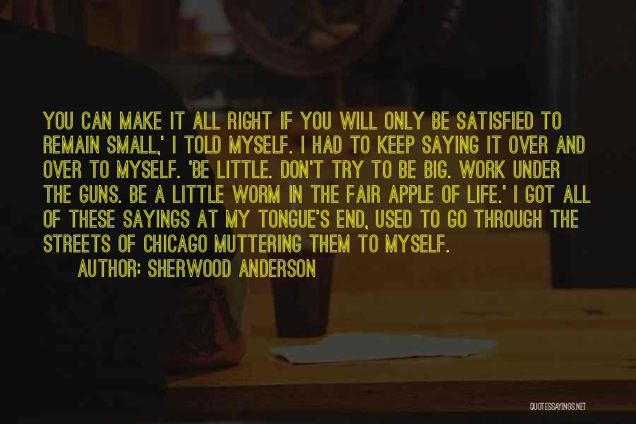 Sherwood Anderson Quotes 1070479