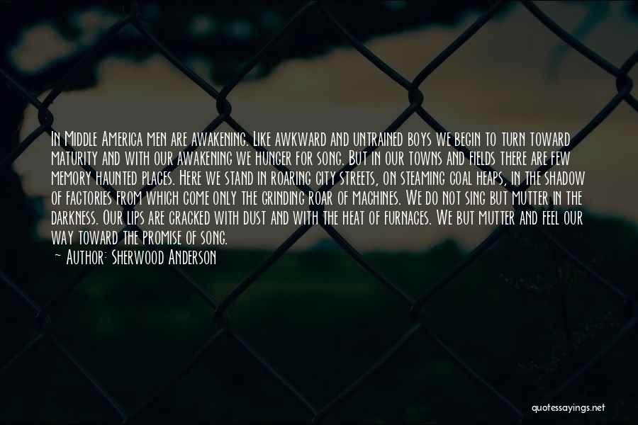 Sherwood Anderson Quotes 1072232