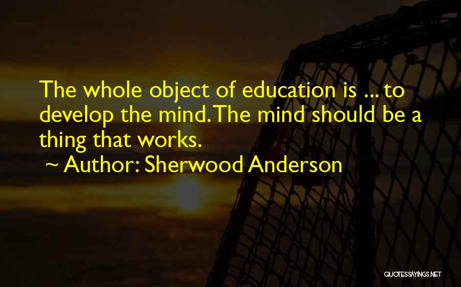 Sherwood Anderson Quotes 1081065