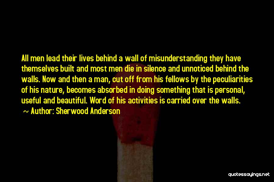 Sherwood Anderson Quotes 1539147