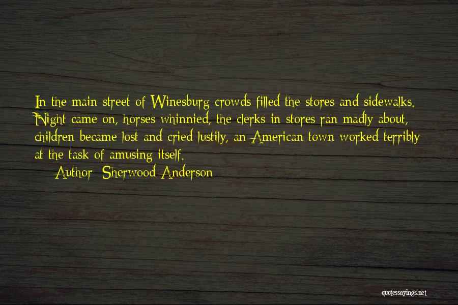 Sherwood Anderson Quotes 1575153