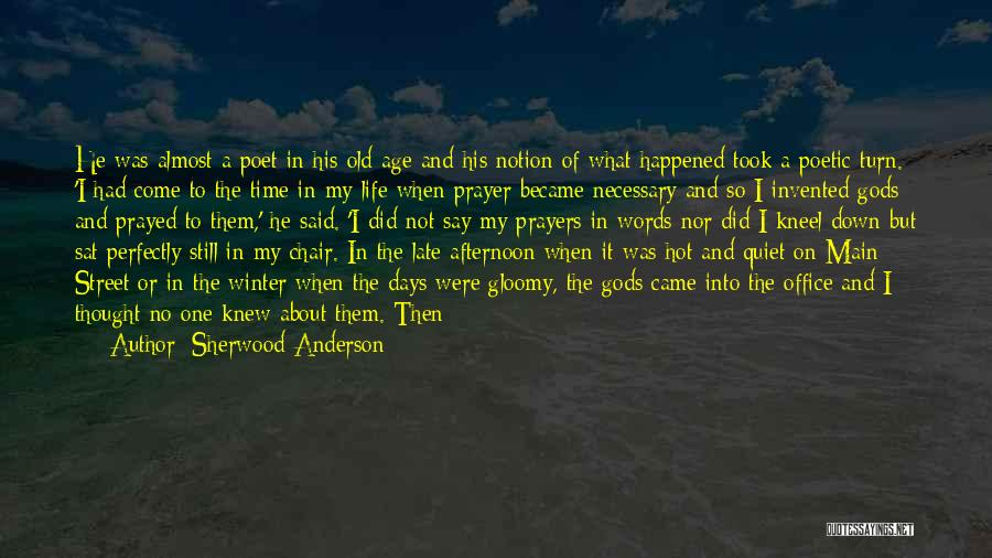 Sherwood Anderson Quotes 1635507