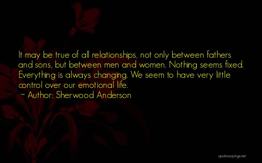 Sherwood Anderson Quotes 1644603