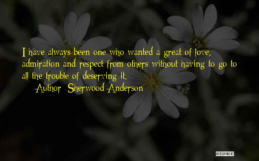 Sherwood Anderson Quotes 1709741