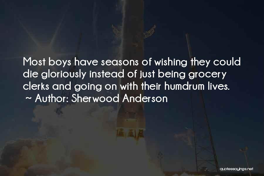 Sherwood Anderson Quotes 1832984