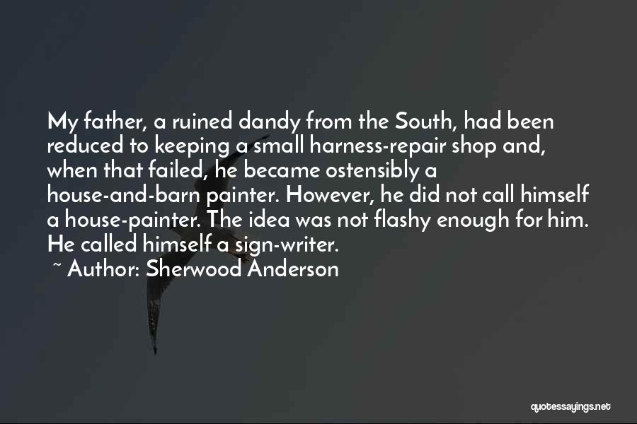Sherwood Anderson Quotes 1834126
