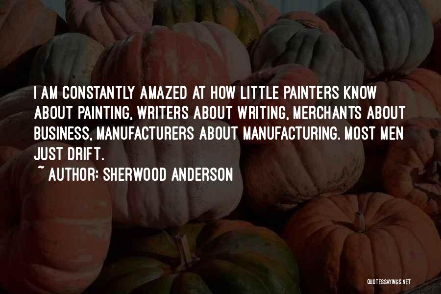 Sherwood Anderson Quotes 183842