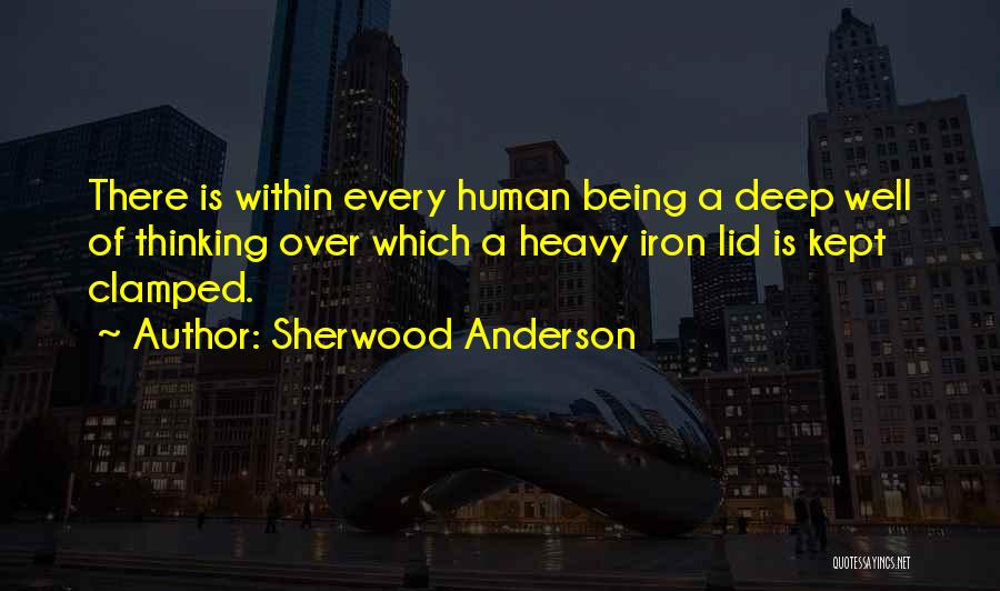 Sherwood Anderson Quotes 186769