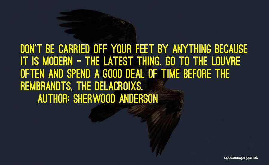 Sherwood Anderson Quotes 2024493