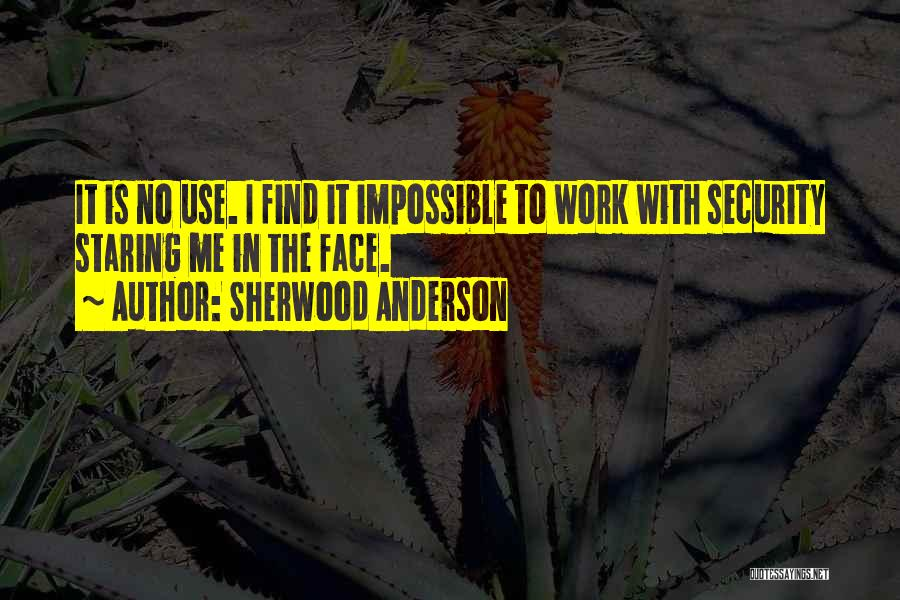 Sherwood Anderson Quotes 2033047