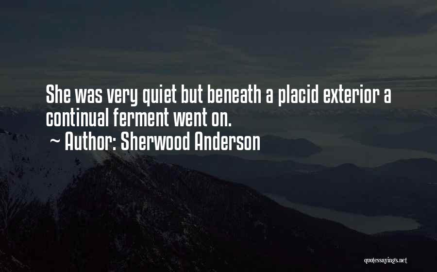 Sherwood Anderson Quotes 2070438