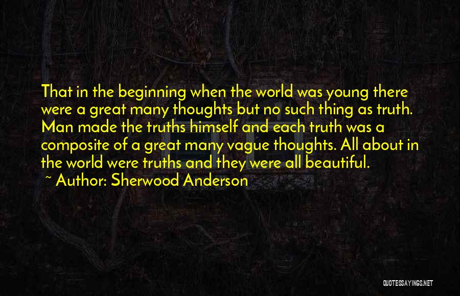 Sherwood Anderson Quotes 2087439