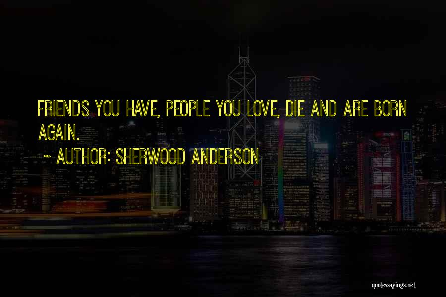 Sherwood Anderson Quotes 2168671