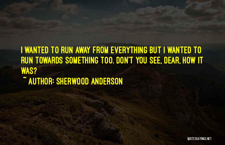 Sherwood Anderson Quotes 335831