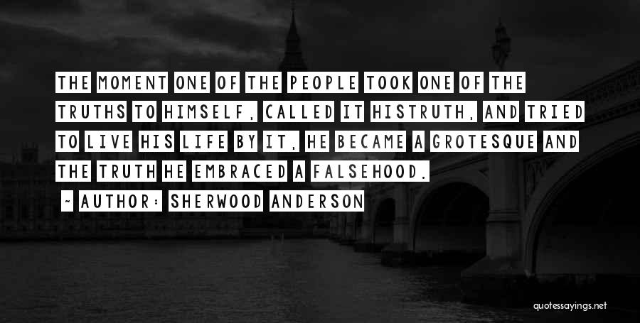 Sherwood Anderson Quotes 685744