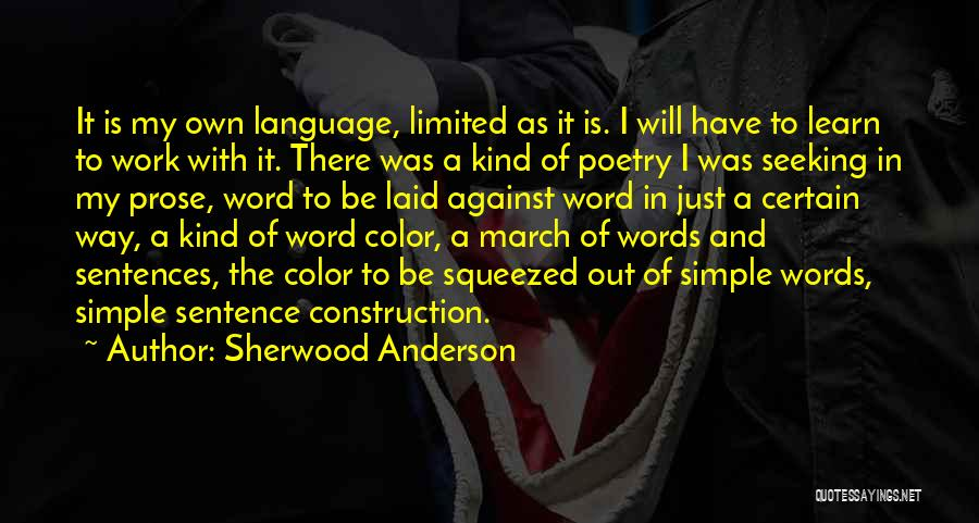 Sherwood Anderson Quotes 850805