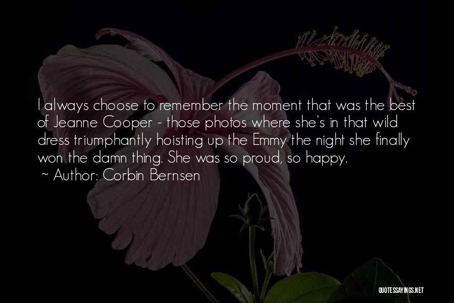 She's Finally Happy Quotes By Corbin Bernsen