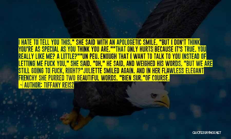 She's Flawless Quotes By Tiffany Reisz