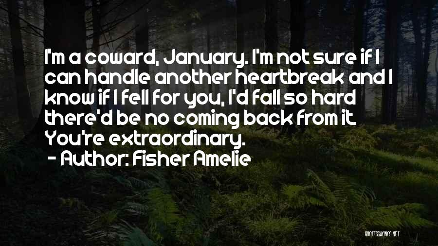 She's Hard To Handle Quotes By Fisher Amelie