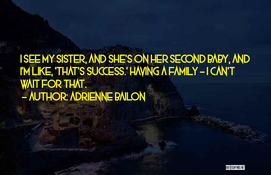 She's Having A Baby Quotes By Adrienne Bailon