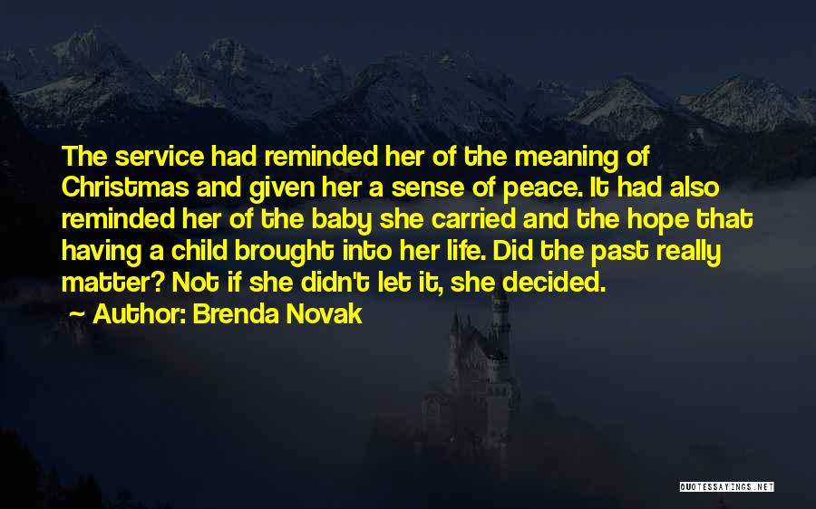 She's Having A Baby Quotes By Brenda Novak