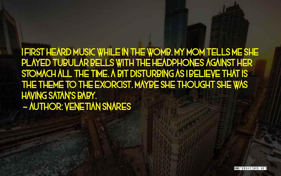She's Having A Baby Quotes By Venetian Snares