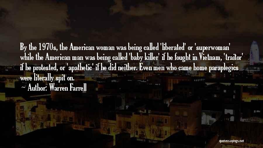 She's My Superwoman Quotes By Warren Farrell