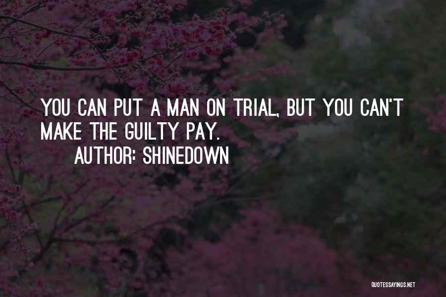 Shinedown Quotes 110861