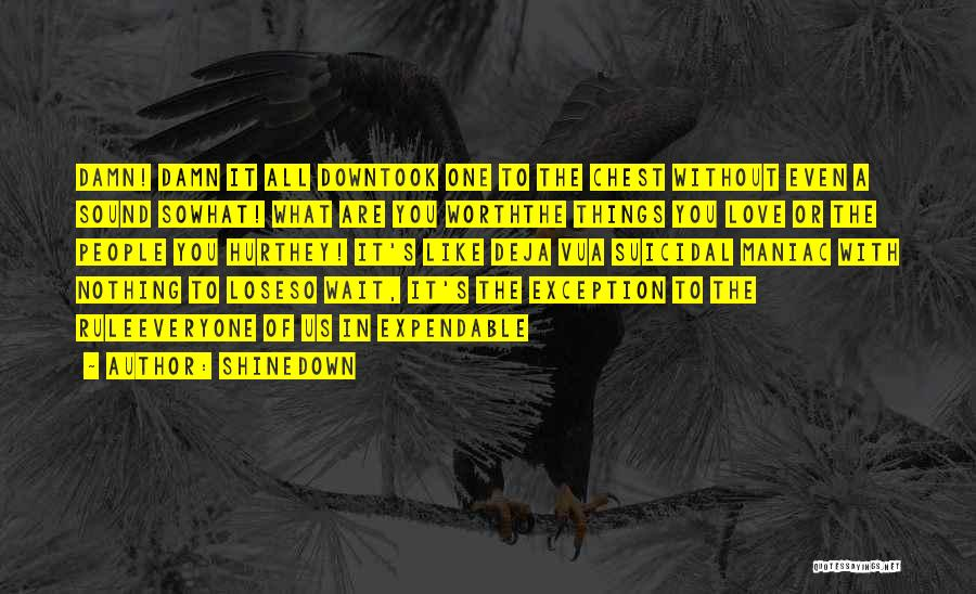 Shinedown Quotes 1529316