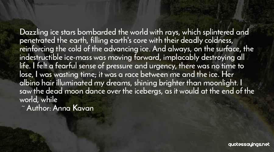 Shining Stars Quotes By Anna Kavan