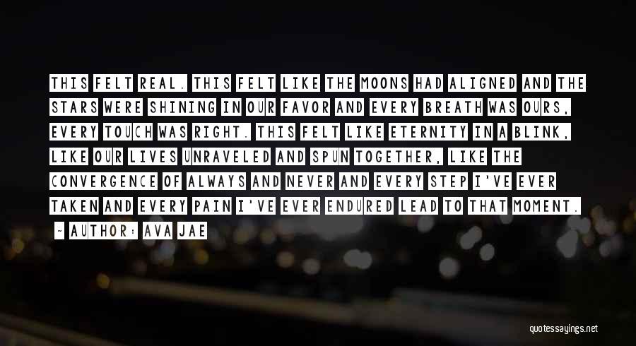 Shining Stars Quotes By Ava Jae