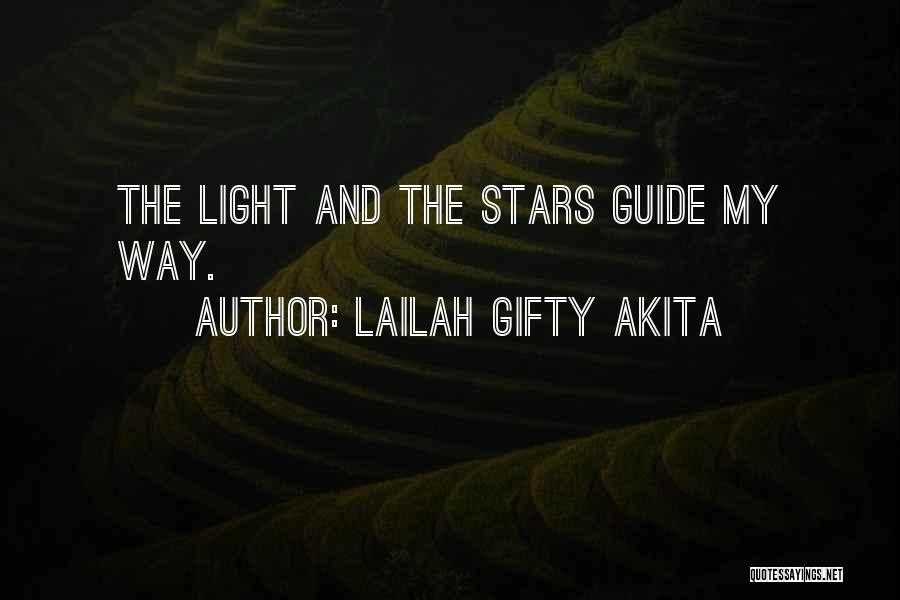 Shining Stars Quotes By Lailah Gifty Akita