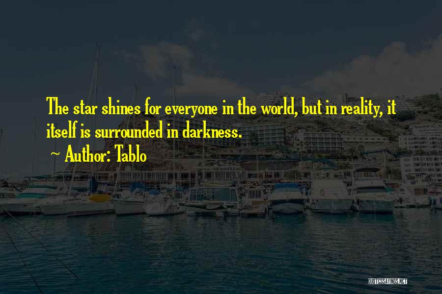 Shining Stars Quotes By Tablo