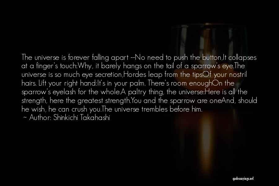 Shinkichi Takahashi Quotes 1243581