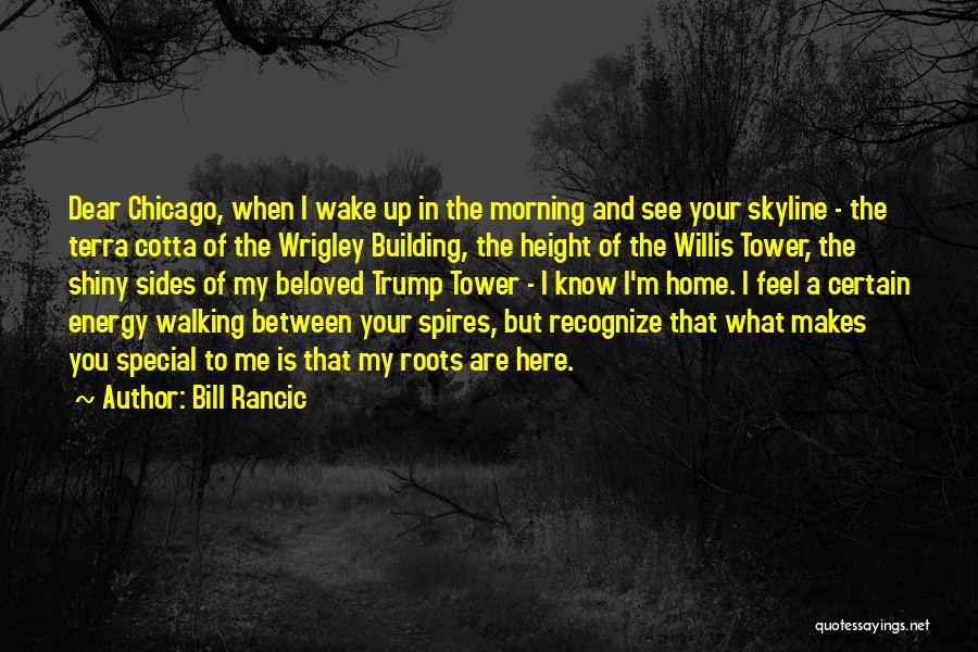 Shiny Morning Quotes By Bill Rancic
