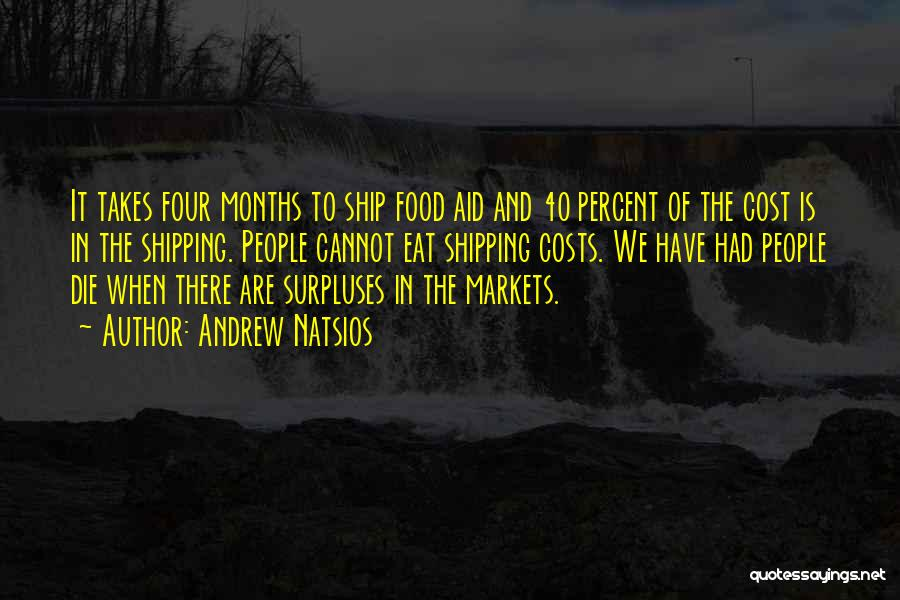 Shipping Quotes By Andrew Natsios