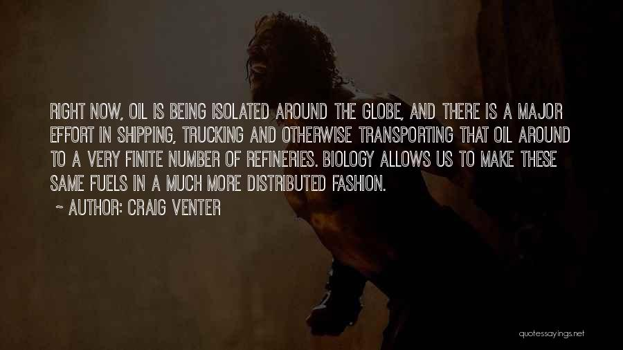 Shipping Quotes By Craig Venter