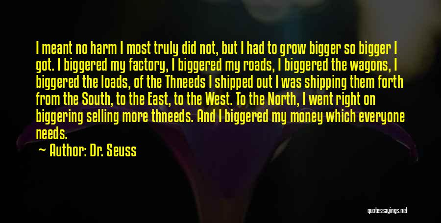 Shipping Quotes By Dr. Seuss