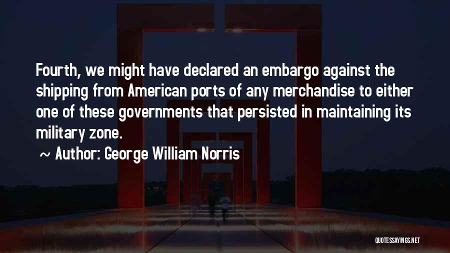 Shipping Quotes By George William Norris