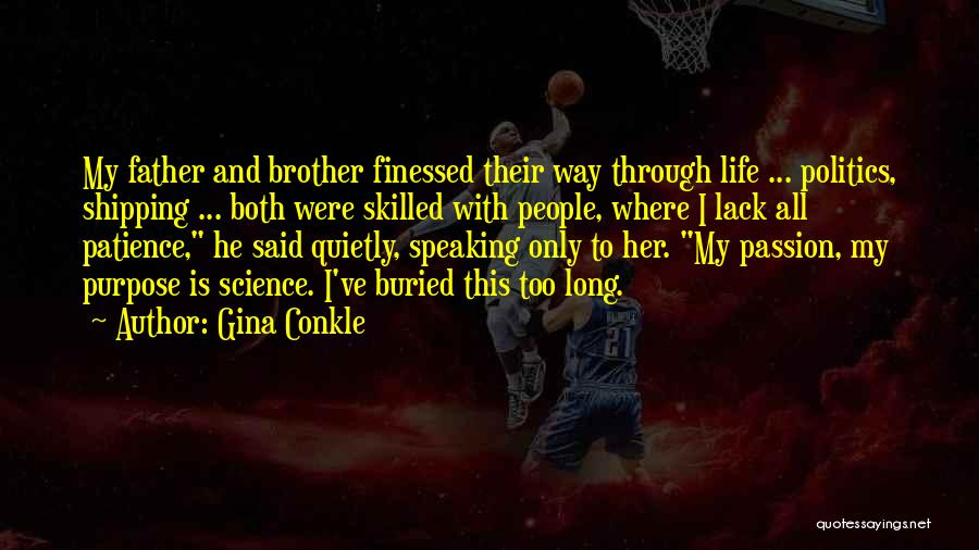 Shipping Quotes By Gina Conkle