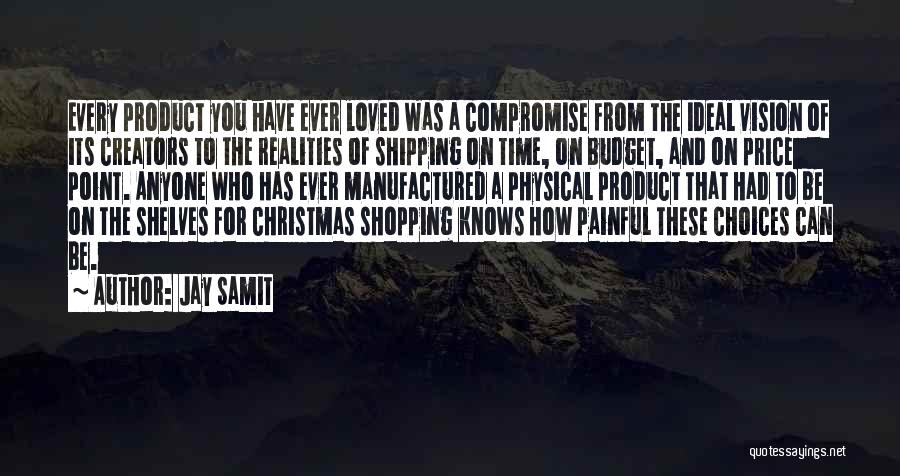 Shipping Quotes By Jay Samit