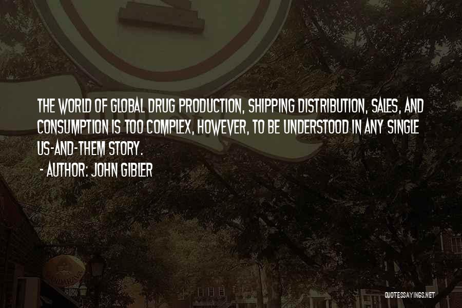 Shipping Quotes By John Gibler