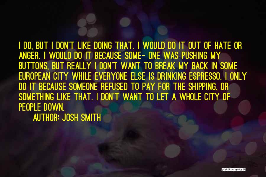 Shipping Quotes By Josh Smith