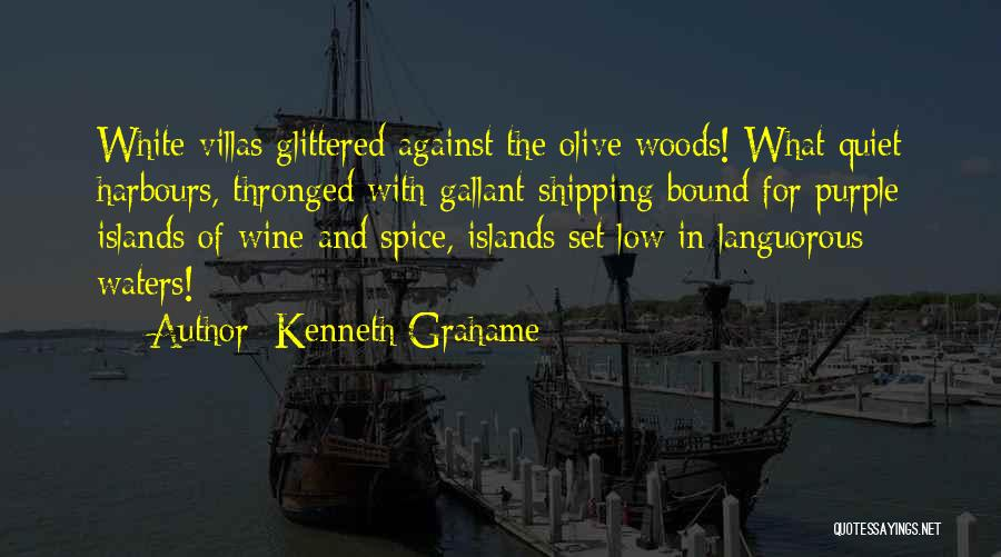 Shipping Quotes By Kenneth Grahame