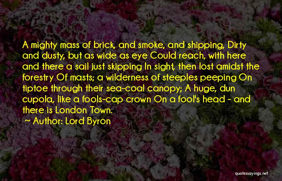 Shipping Quotes By Lord Byron